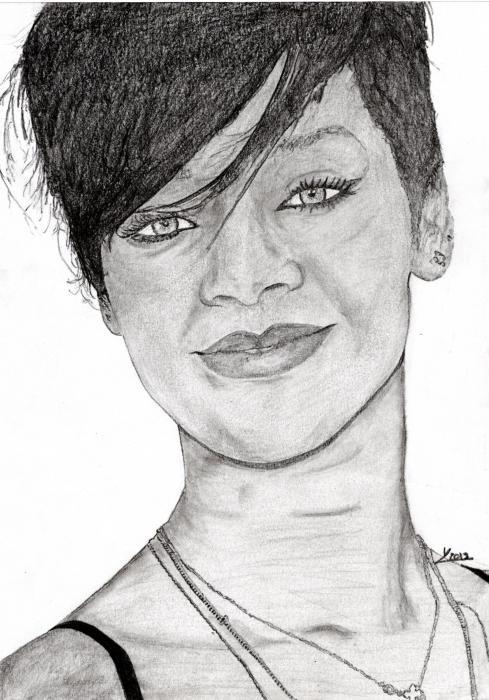 Rihanna by Choobang